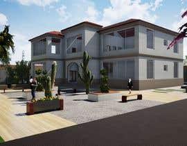 #103 untuk Design exterior elevation for residential villa oleh sebarevalo02