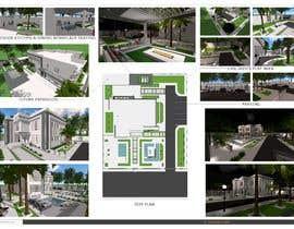 #106 untuk Design exterior elevation for residential villa oleh RMArchitect