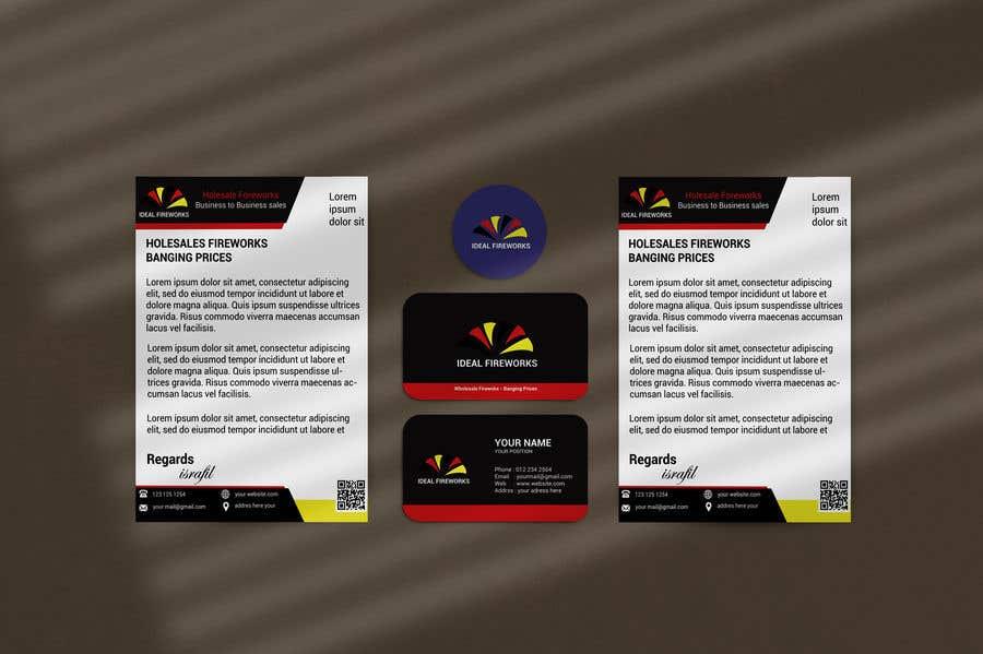 Penyertaan Peraduan #                                        56                                      untuk                                         Logo | Business Card | Letterhead | 1 x Banner - GRAPHIC DESIGN
