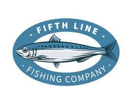 #213 for Fifth-line fish Company Logo by cshamza10