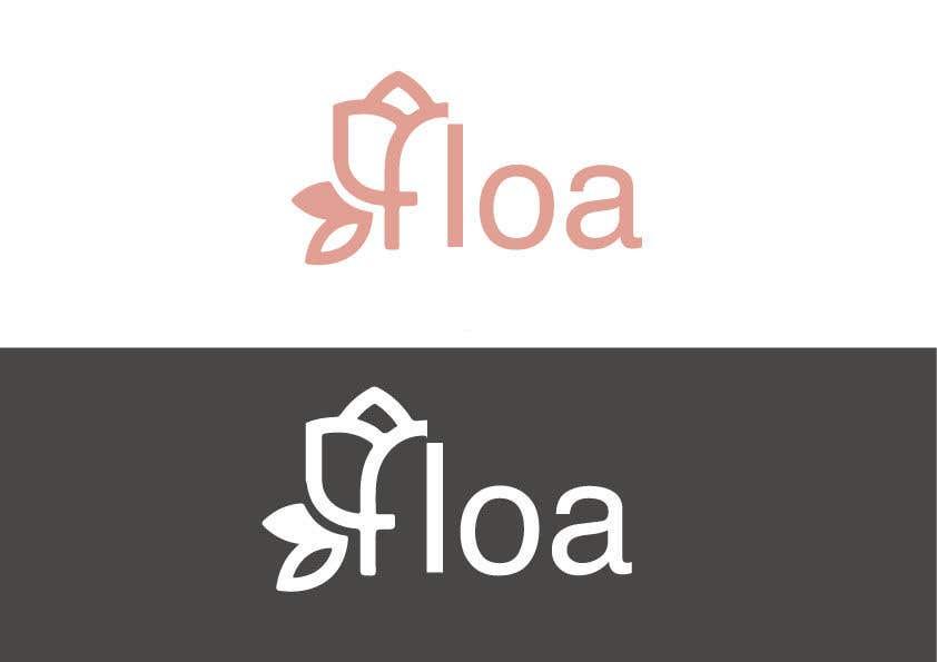 Kilpailutyö #                                        39                                      kilpailussa                                         floa.ist Corporate Identity Design
