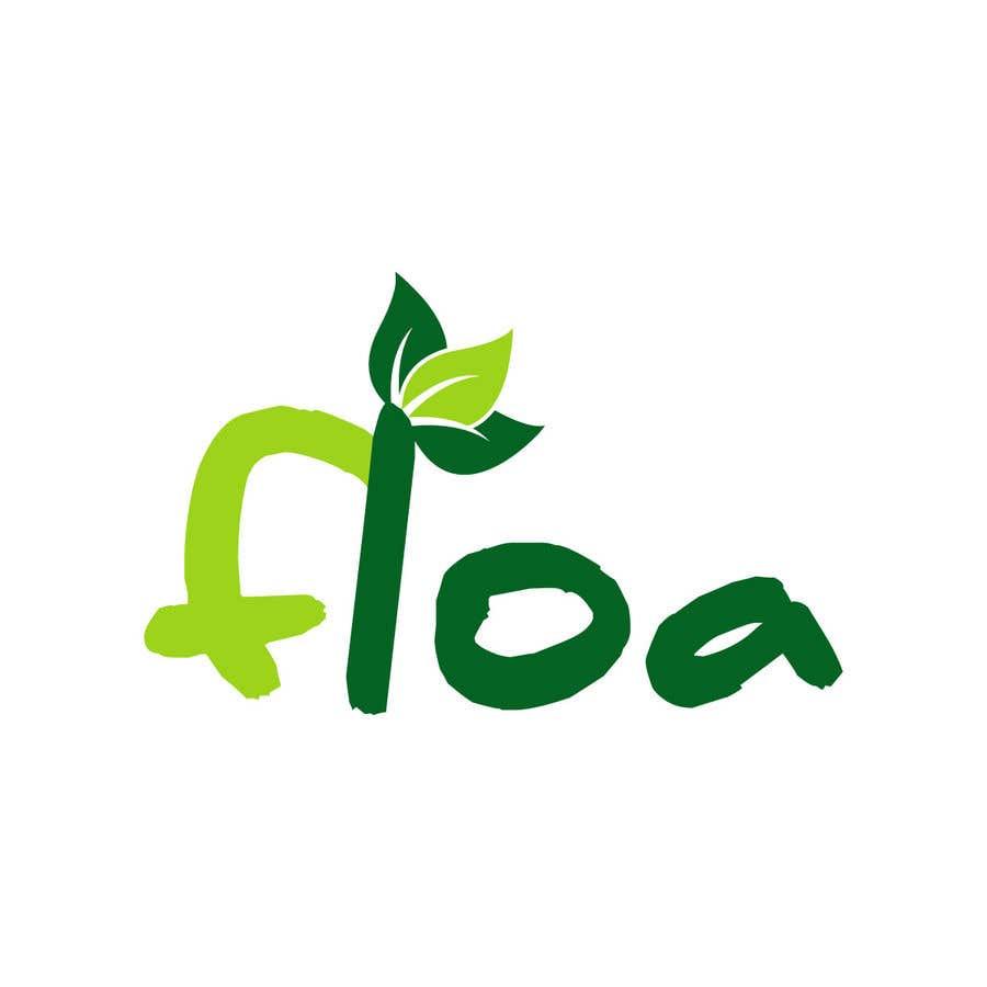Kilpailutyö #                                        51                                      kilpailussa                                         floa.ist Corporate Identity Design