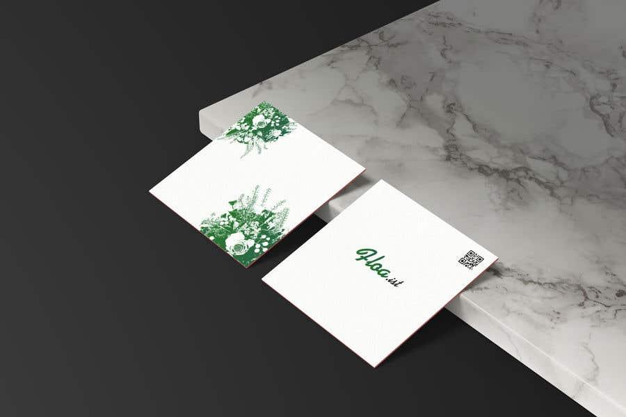 Kilpailutyö #                                        21                                      kilpailussa                                         floa.ist Corporate Identity Design