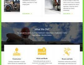 Nro 33 kilpailuun Create a modern, intuitive, quick company website käyttäjältä foysal0203