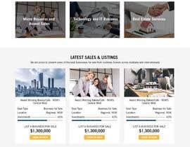 Nro 17 kilpailuun Create a modern, intuitive, quick company website käyttäjältä mdraihanwp