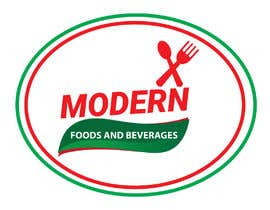 #213 for Logo and food packaging designing contest by tareqhasan382