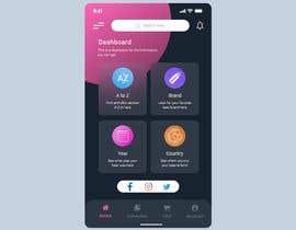 Nro 39 kilpailuun Design UI/UX for android application käyttäjältä MitonOfficial