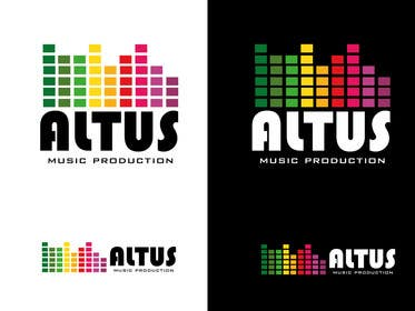 sayuheque tarafından Design a Logo for Altus Music Production için no 85