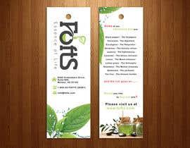 Nro 18 kilpailuun Design a Bookmark käyttäjältä GhaithAlabid