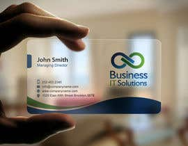 #13 untuk Design some Business Cards for Business IT Solutions oleh mdreyad