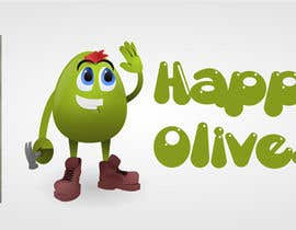 #6 for Design a Logo for Happy Olives - Construction by danielgrafico1