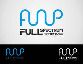 #28 untuk Design a Logo for Full Spectrum Performance, LLC oleh moro2707