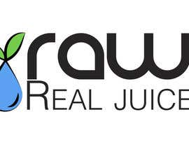 Xunos tarafından Logo Design for Raw, Organic Cold-Pressed Juice Company için no 6