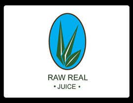 sanjana7899 tarafından Logo Design for Raw, Organic Cold-Pressed Juice Company için no 14