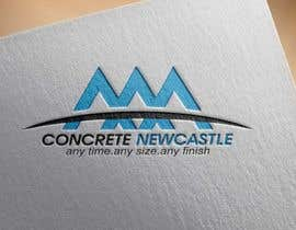 #77 for Concrete Company Needs Branding Identity by Deconnemike