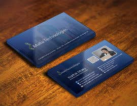 #8 untuk Looking for professional business card oleh IllusionG