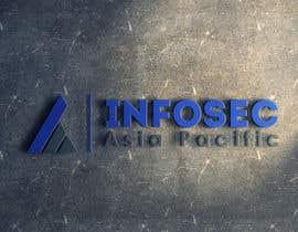 #34 untuk Design a Logo for:  Infosec Asia Pacific oleh tolomeiucarles