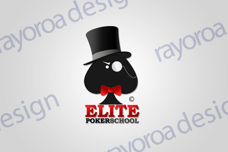 Contest Entry #                                        94                                      for                                         Logo Design for ELITE POKER SCHOOL
