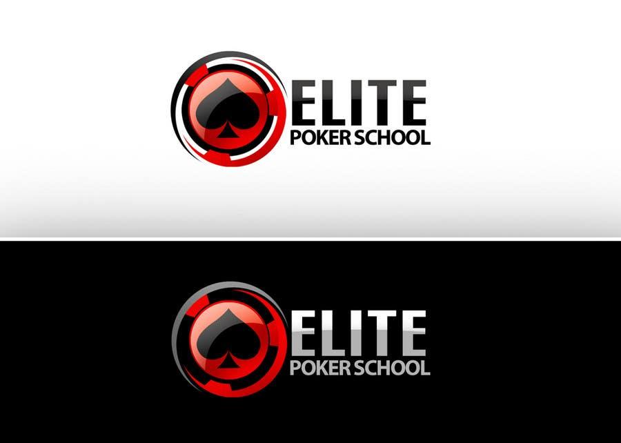 Конкурсная заявка №113 для Logo Design for ELITE POKER SCHOOL