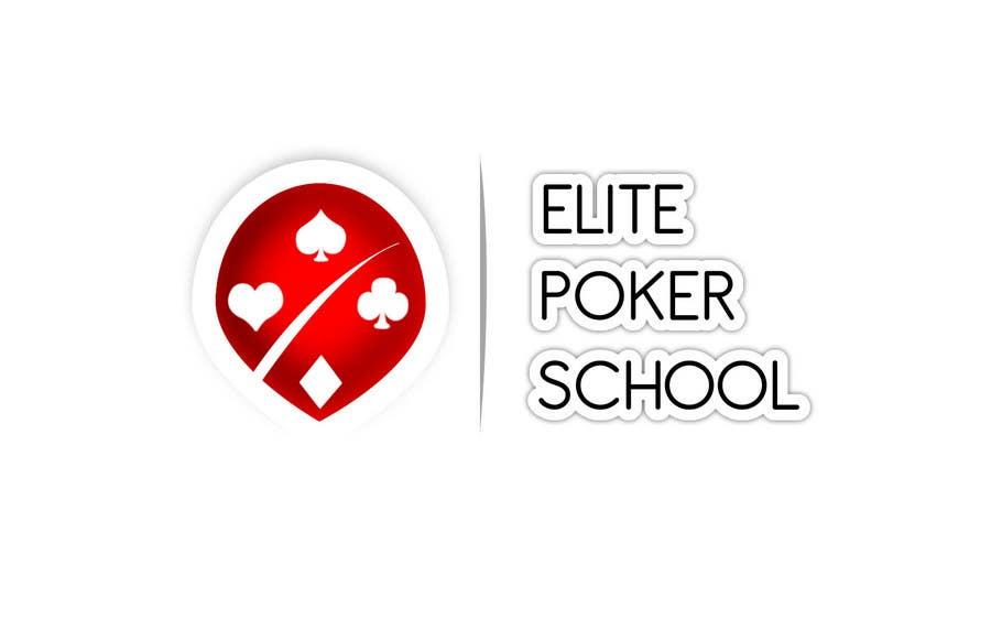 Конкурсная заявка №104 для Logo Design for ELITE POKER SCHOOL