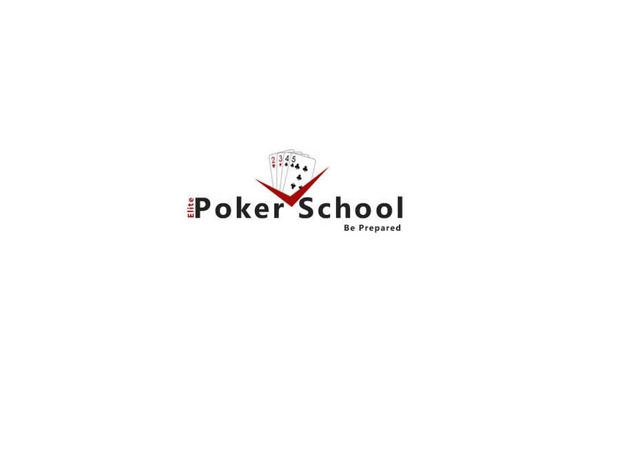 Contest Entry #                                        53                                      for                                         Logo Design for ELITE POKER SCHOOL