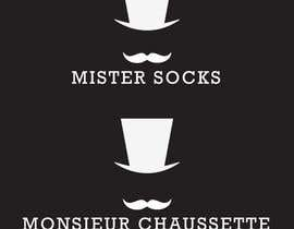 nº 9 pour Logo Design for an online shop selling socks! par masgrapix