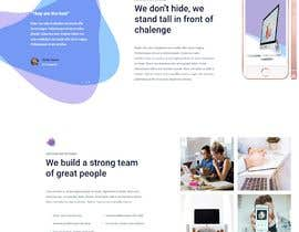 #21 for Finish landing page by DOAGuru