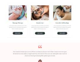 #28 for Finish landing page by sami8974