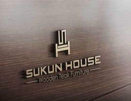#70 for Design a Logo for Sukun House ( A wooden furniture company) by paijoesuper