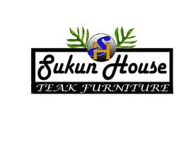 #85 for Design a Logo for Sukun House ( A wooden furniture company) by nazrulislam277