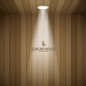 #86 for Design a Logo for Sukun House ( A wooden furniture company) by shanzaedesigns