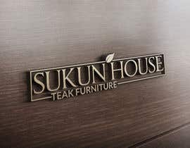 #32 for Design a Logo for Sukun House ( A wooden furniture company) by cbarberiu