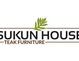 #73 for Design a Logo for Sukun House ( A wooden furniture company) by cbarberiu
