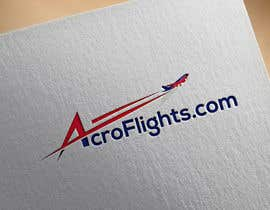 #3 for Logo for Aerobatic Flights Web Site (AcroFlights.com) by apuc06