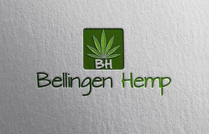 Nro 121 kilpailuun Design a Logo for Bellingen Hemp käyttäjältä ChKamran