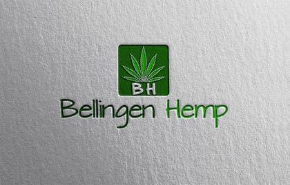 Nro 140 kilpailuun Design a Logo for Bellingen Hemp käyttäjältä ChKamran