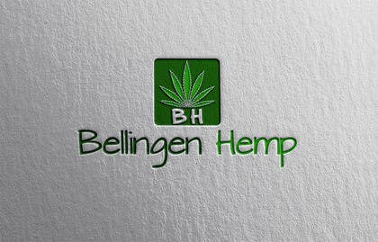 #140 cho Design a Logo for Bellingen Hemp bởi ChKamran