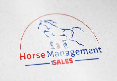 #123 for Design eines Logos for a horse selling company by onkarpurba