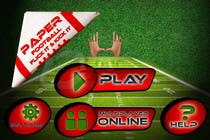 Contest Entry #132 for Graphic Design - Give our Paper Football Game Menus a NEW LOOK!