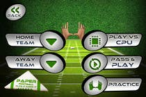 Contest Entry #139 for Graphic Design - Give our Paper Football Game Menus a NEW LOOK!