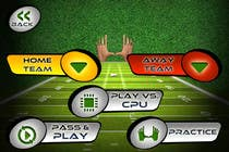 Contest Entry #145 for Graphic Design - Give our Paper Football Game Menus a NEW LOOK!