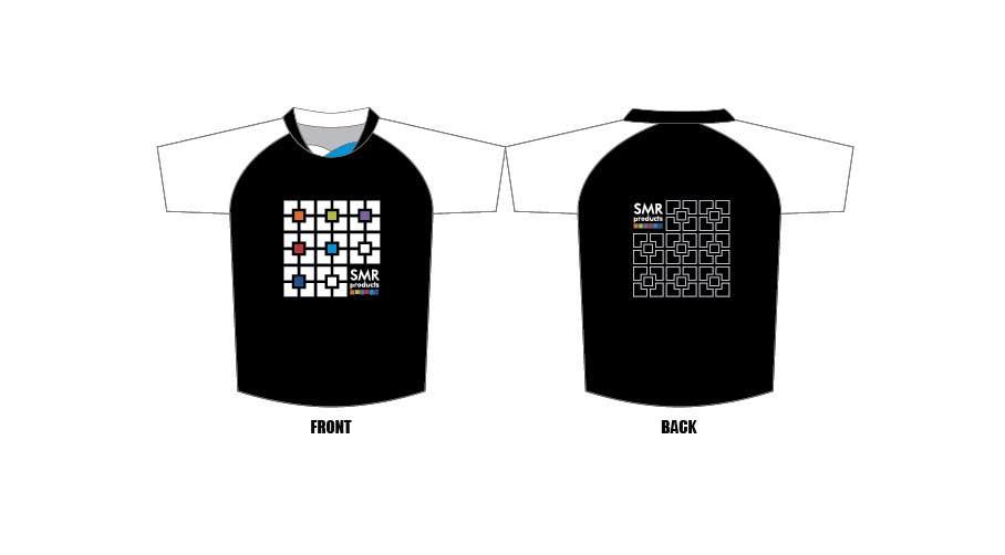 Bài tham dự cuộc thi #20 cho Design a T-Shirt for SMR PRODUCTS