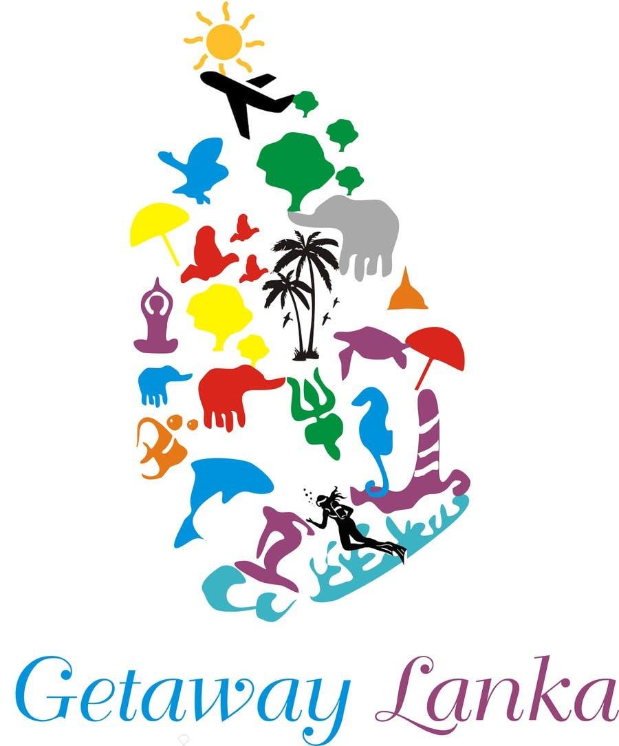 Contest Entry #27 for Design a Logo for GetawayLanka
