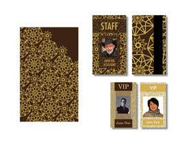 #4 for Plastic card Graphic Design for VIP USAGE by katherinecoert