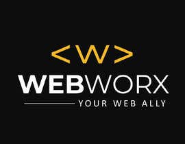 #39 for tag line for my company Webworx af nasimulapon