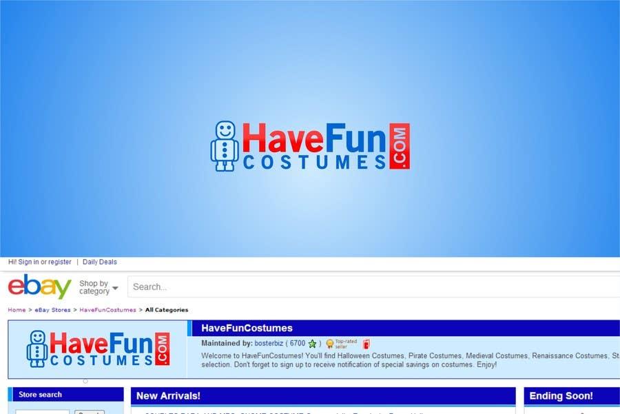 Bài tham dự cuộc thi #95 cho Logo Design for Havefuncostumes.com