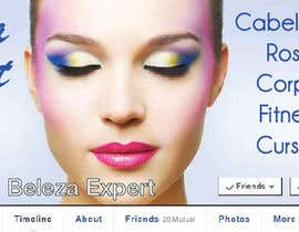 #14 for Design Facebook cover for Beleza Expert (fan page) by brissiaboyd