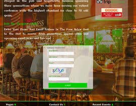 #29 untuk Build a Website for an Irish Pub oleh lauranl