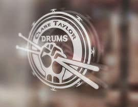 #27 cho Design a Logo for Clare Taylor Drums bởi davay