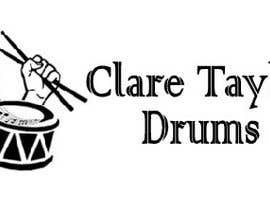 #23 for Design a Logo for Clare Taylor Drums by chuliejobsjobs